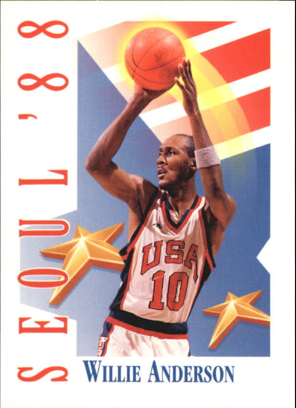 1991-92 SkyBox #543 Lenny Wilkens CO USA