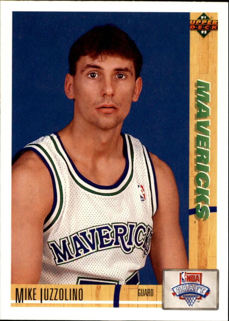 1991-92 Upper Deck #16 Mike Iuzzolino RC