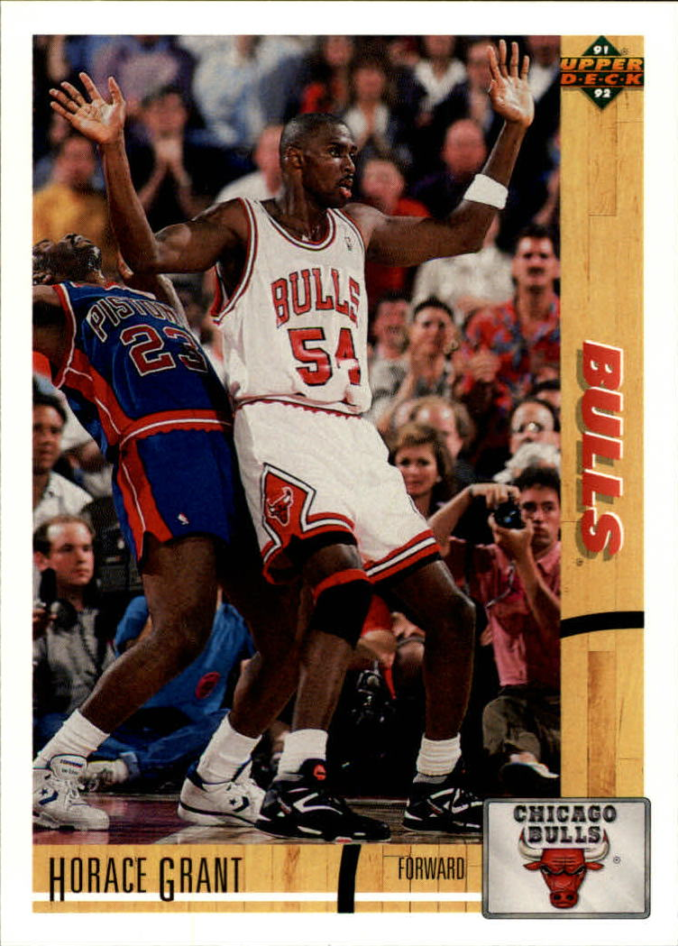 1991 92 Upper Deck 181 Horace Grant NM MT