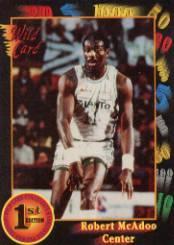 1991-92 Wild Card #77 Bob McAdoo
