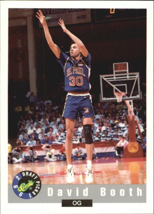 1992 Classic #23 David Booth