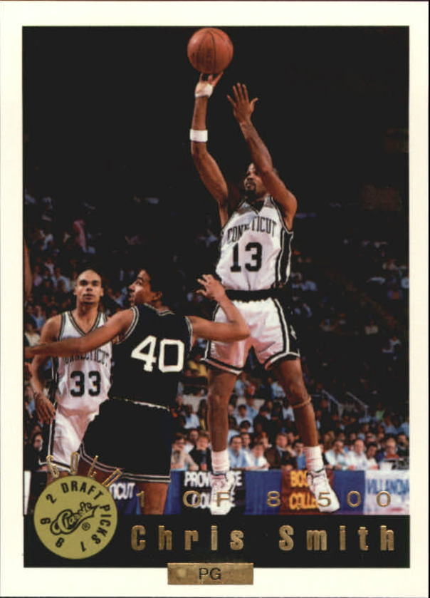 1992 Classic Gold #6 Chris Smith