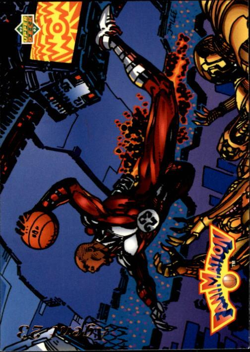 1992-93 Upper Deck #506 Michael Jordan FAN