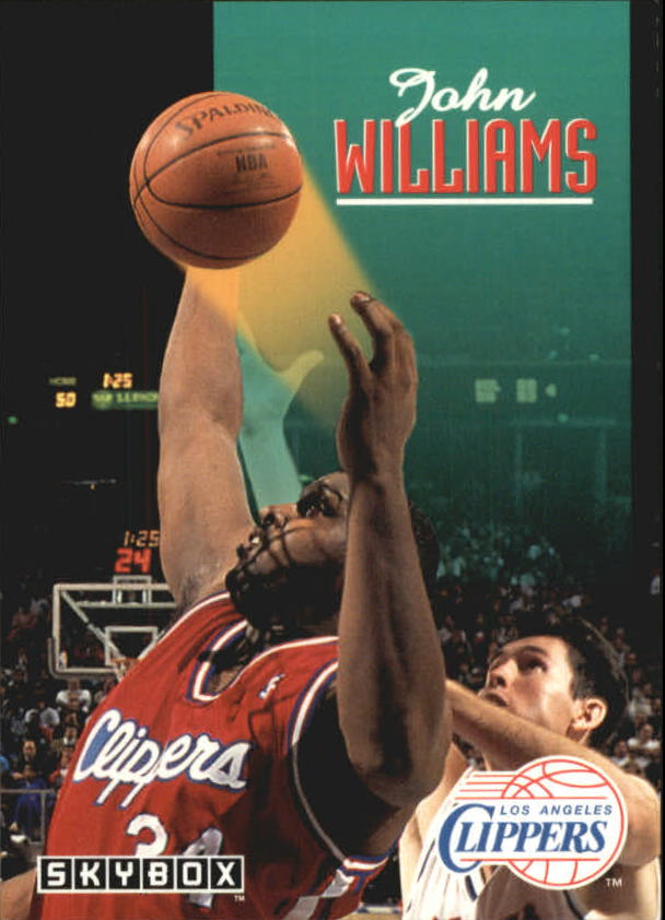 1992-93 SkyBox #354 John Williams