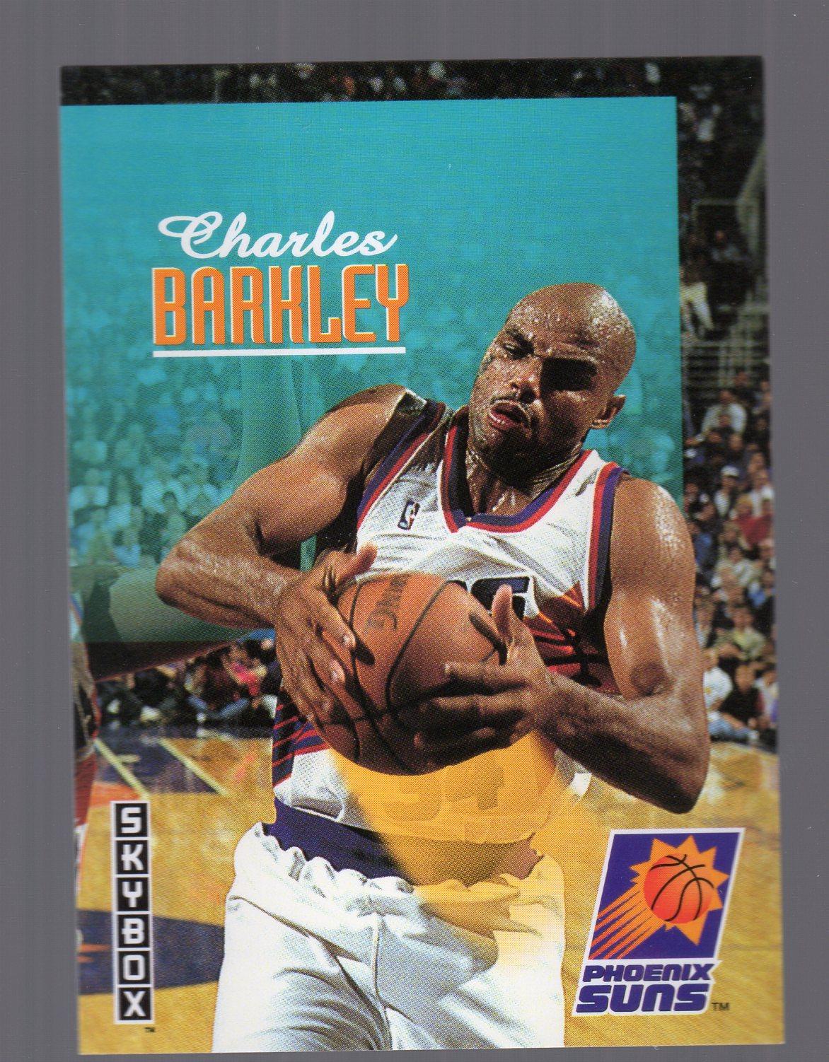 1992-93 SkyBox #389 Charles Barkley