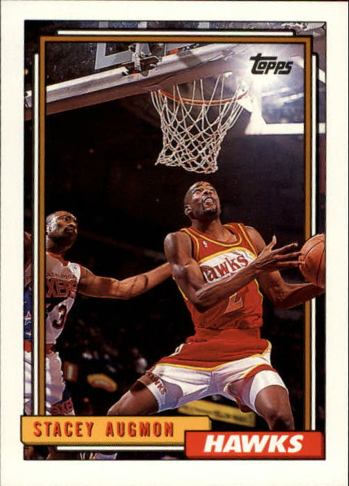 1992-93 Topps #97 Stacey Augmon