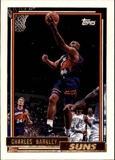 1992-93 Topps Gold #270 Charles Barkley