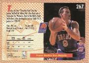 1992-93 Fleer #267 Dan Majerle SD back image