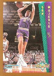 1992-93 Fleer #267 Dan Majerle SD