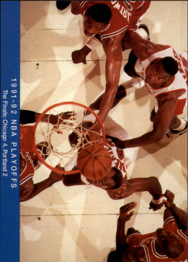 1992-93 Trail Blazers Franz #5 Jerome Kersey and/Clyde Drexler