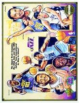 1992-93 Upper Deck Sheets #1 Utah Jazz