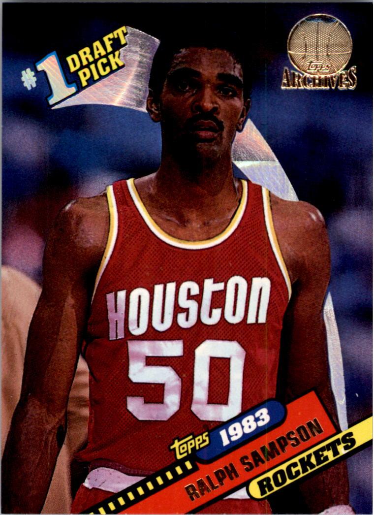 1992-93 Topps Archives Gold #3G Ralph Sampson FDP