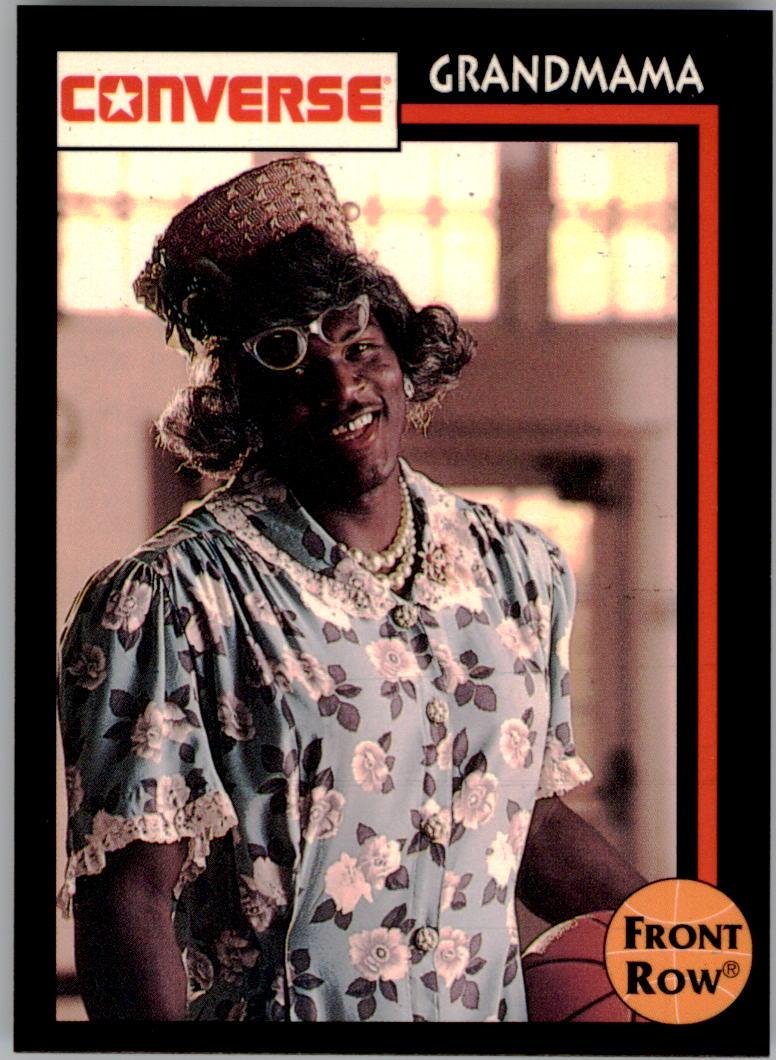 1993 Front Row LJ Grandmama #G4 Larry Johnson