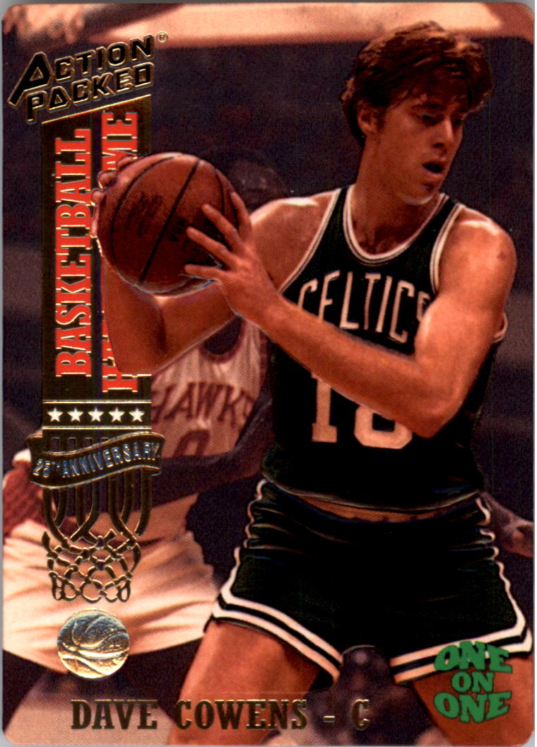 1993 Action Packed Hall of Fame #6 Dave Cowens