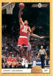 1993 Classic #107 Jimmy Jackson FLB