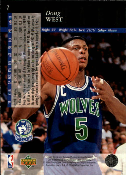1993-94-Upper-Deck-SE-Basketball-Cards-Pick-From-List thumbnail 15