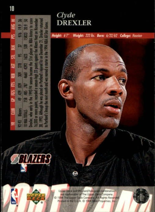 1993-94-Upper-Deck-SE-Basketball-Cards-Pick-From-List thumbnail 21