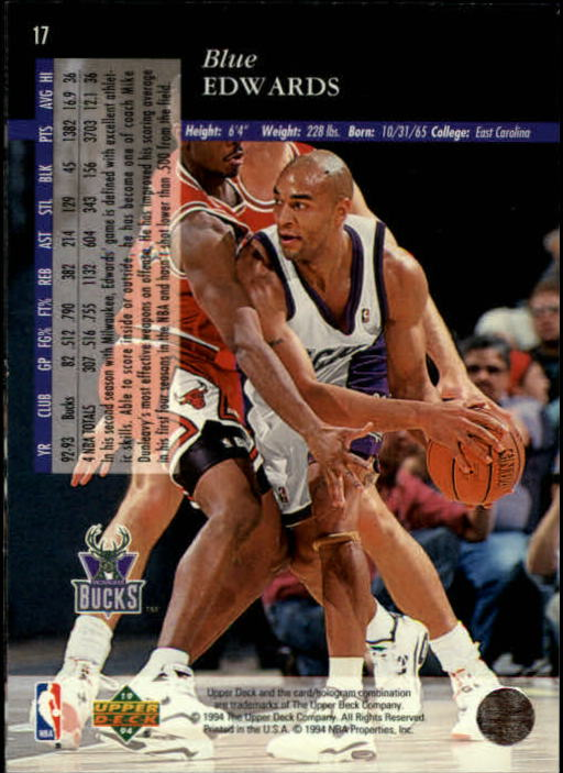 1993-94-Upper-Deck-SE-Basketball-Cards-Pick-From-List thumbnail 35