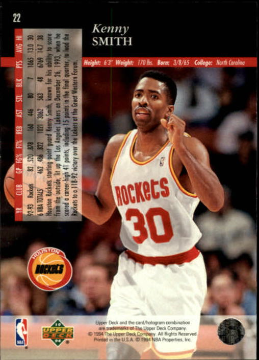 1993-94-Upper-Deck-SE-Basketball-Cards-Pick-From-List thumbnail 45