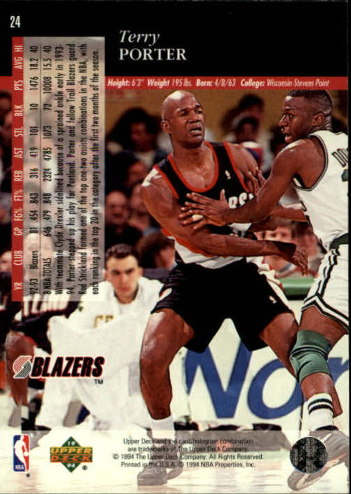1993-94-Upper-Deck-SE-Basketball-Cards-Pick-From-List thumbnail 49