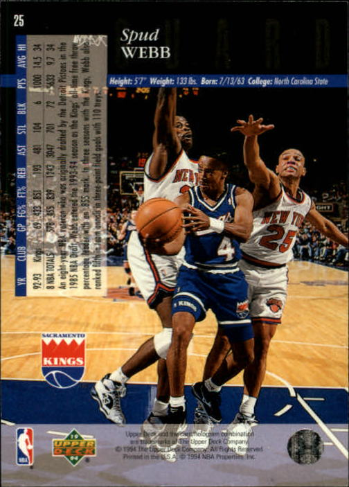 1993-94-Upper-Deck-SE-Basketball-Cards-Pick-From-List thumbnail 51