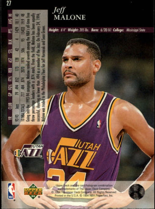 1993-94-Upper-Deck-SE-Basketball-Cards-Pick-From-List thumbnail 55