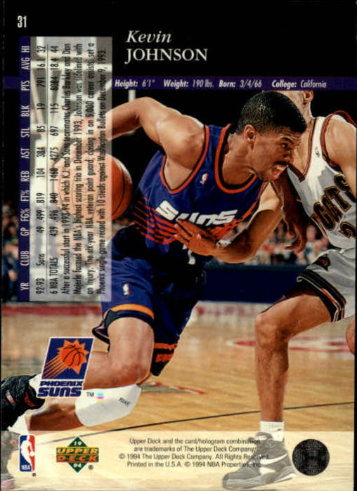 1993-94-Upper-Deck-SE-Basketball-Cards-Pick-From-List thumbnail 63