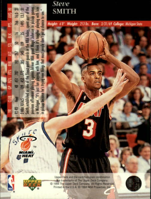 1993-94-Upper-Deck-SE-Basketball-Cards-Pick-From-List thumbnail 71