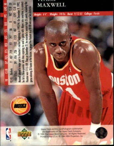 1993-94-Upper-Deck-SE-Basketball-Cards-Pick-From-List thumbnail 83