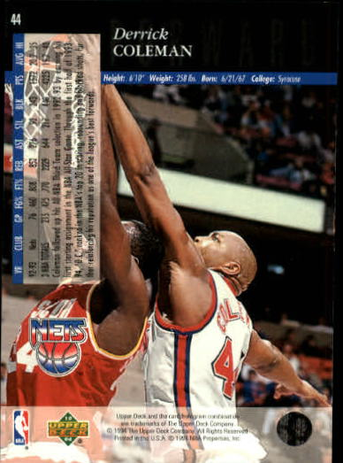 1993-94-Upper-Deck-SE-Basketball-Cards-Pick-From-List thumbnail 89