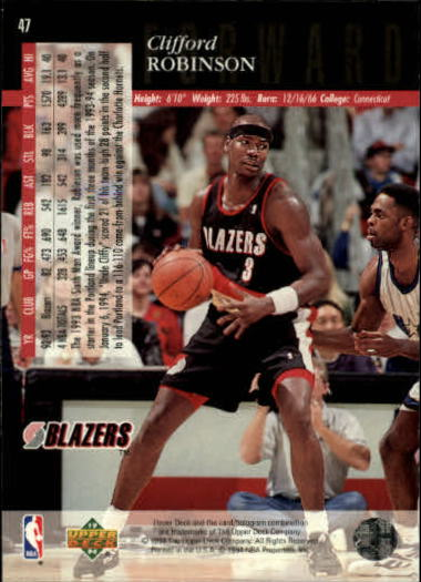 1993-94-Upper-Deck-SE-Basketball-Cards-Pick-From-List thumbnail 95