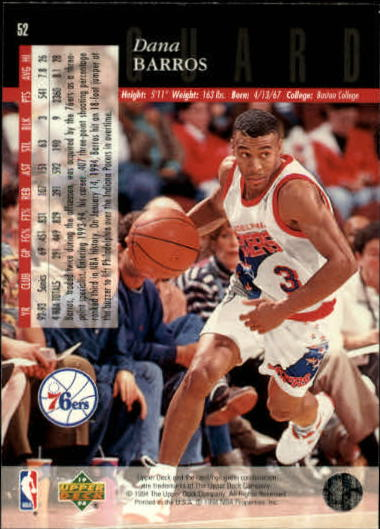 1993-94-Upper-Deck-SE-Basketball-Cards-Pick-From-List thumbnail 105