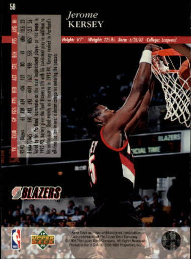 1993-94-Upper-Deck-SE-Basketball-Cards-Pick-From-List thumbnail 113