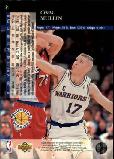 1993-94-Upper-Deck-SE-Basketball-Cards-Pick-From-List thumbnail 123
