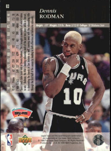 1993-94-Upper-Deck-SE-Basketball-Cards-Pick-From-List thumbnail 127