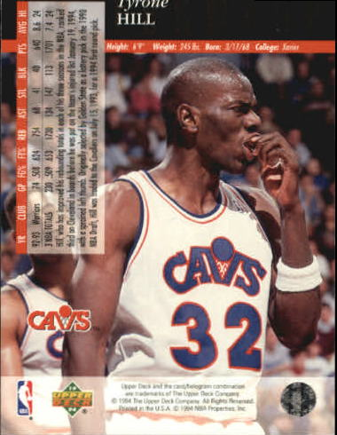 1993-94-Upper-Deck-SE-Basketball-Cards-Pick-From-List thumbnail 131