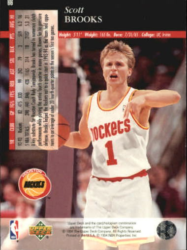 1993-94-Upper-Deck-SE-Basketball-Cards-Pick-From-List thumbnail 133