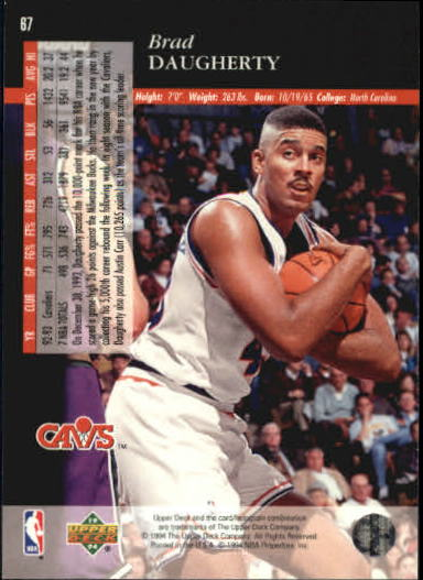 1993-94-Upper-Deck-SE-Basketball-Cards-Pick-From-List thumbnail 135