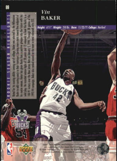 1993-94-Upper-Deck-SE-Basketball-Cards-Pick-From-List thumbnail 139