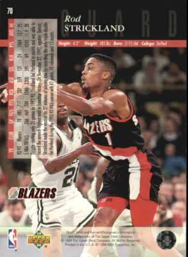 1993-94-Upper-Deck-SE-Basketball-Cards-Pick-From-List thumbnail 141