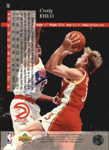1993-94-Upper-Deck-SE-Basketball-Cards-Pick-From-List thumbnail 147