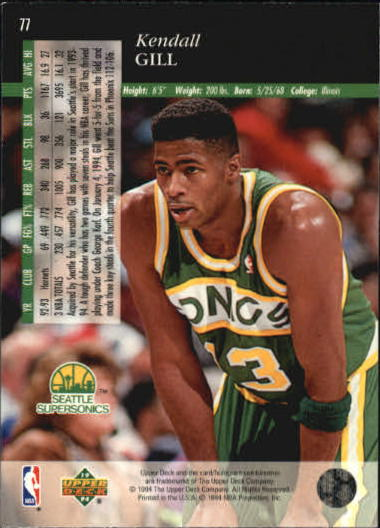 1993-94-Upper-Deck-SE-Basketball-Cards-Pick-From-List thumbnail 155