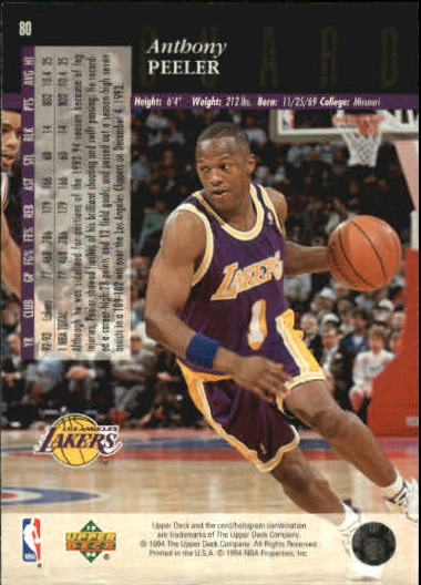 1993-94-Upper-Deck-SE-Basketball-Cards-Pick-From-List thumbnail 161