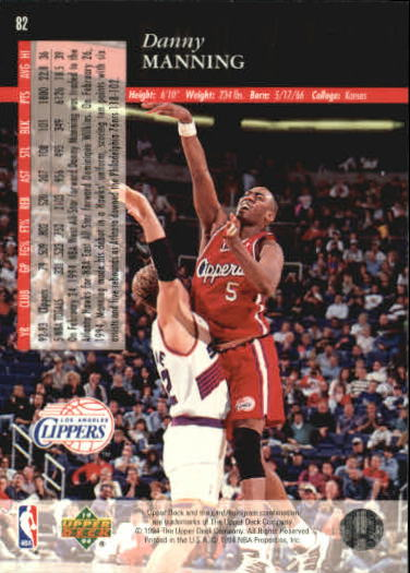 1993-94-Upper-Deck-SE-Basketball-Cards-Pick-From-List thumbnail 165