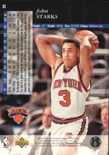 1993-94-Upper-Deck-SE-Basketball-Cards-Pick-From-List thumbnail 167