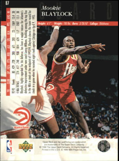 1993-94-Upper-Deck-SE-Basketball-Cards-Pick-From-List thumbnail 175