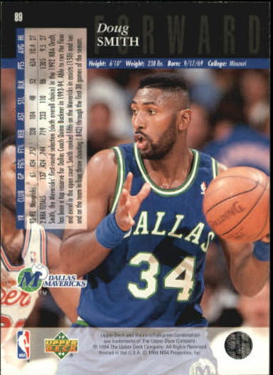 1993-94-Upper-Deck-SE-Basketball-Cards-Pick-From-List thumbnail 179