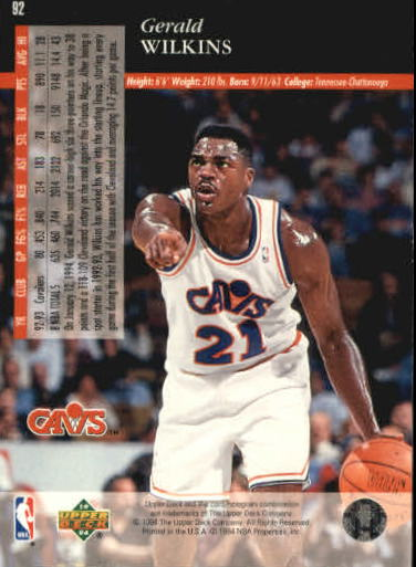 1993-94-Upper-Deck-SE-Basketball-Cards-Pick-From-List thumbnail 185
