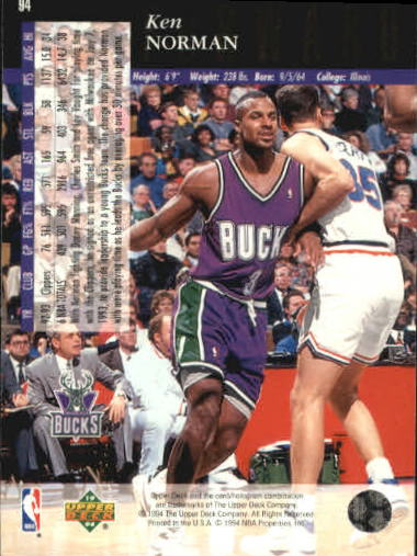 1993-94-Upper-Deck-SE-Basketball-Cards-Pick-From-List thumbnail 189