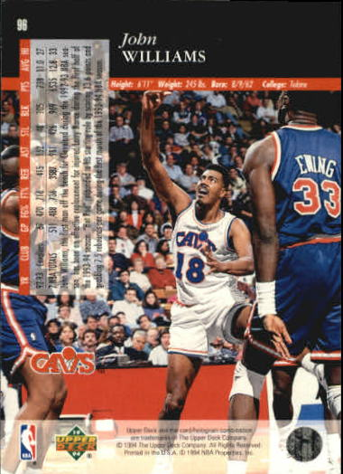 1993-94-Upper-Deck-SE-Basketball-Cards-Pick-From-List thumbnail 193